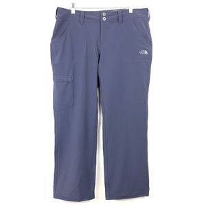 The North Face Hiking Trail Pants Purple Size 12